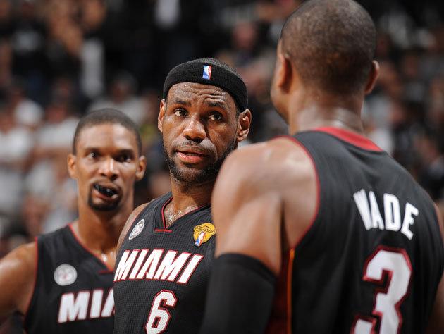 Miami Heat's Big Three