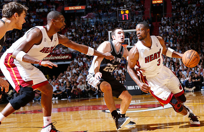 Miami Heat News: Time for Dwyane Wade, Heat to Show Championship Mettle