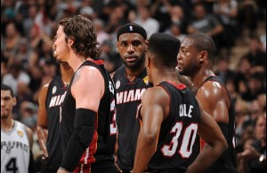 The Miami HEAT beat the San Antonio Spurs, 109-93, in Game 3 on Thursday night at AT&T Center in San Antonio