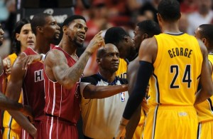 Heat Nation Video: Udonis Haslem Responds to Lance Stephenson