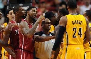 Heat Nation Video: Udonis Haslem Responds to Lance Stephenson