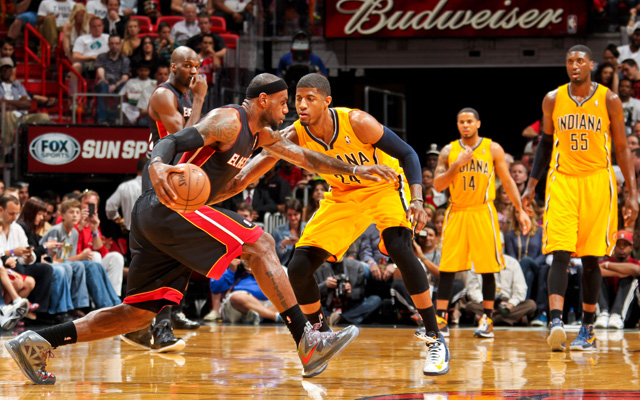 Heat-Pacers Eastern Conference Finals: Game One Preview