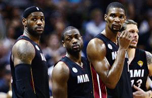 Miami Heat's Big Three