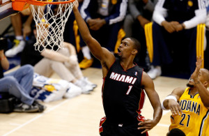 Miami Heat News: Chris Bosh Talks Defending Roy Hibbert