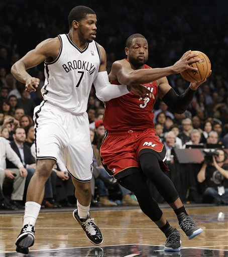 Dwyane Wade Vs. Joe Johnson