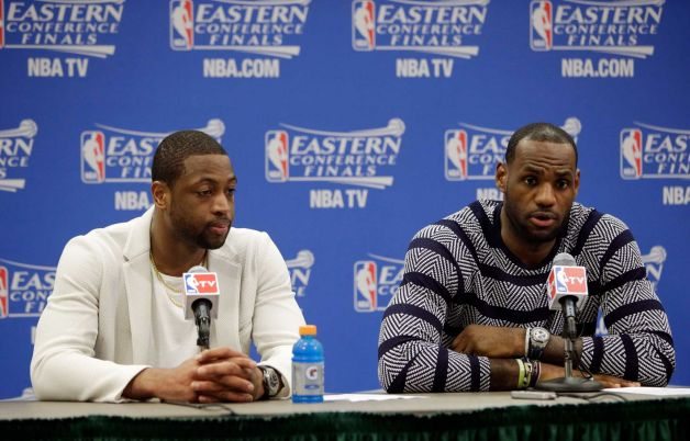Miami Heat News: Dwyane Wade Discusses Home-Court Advantage