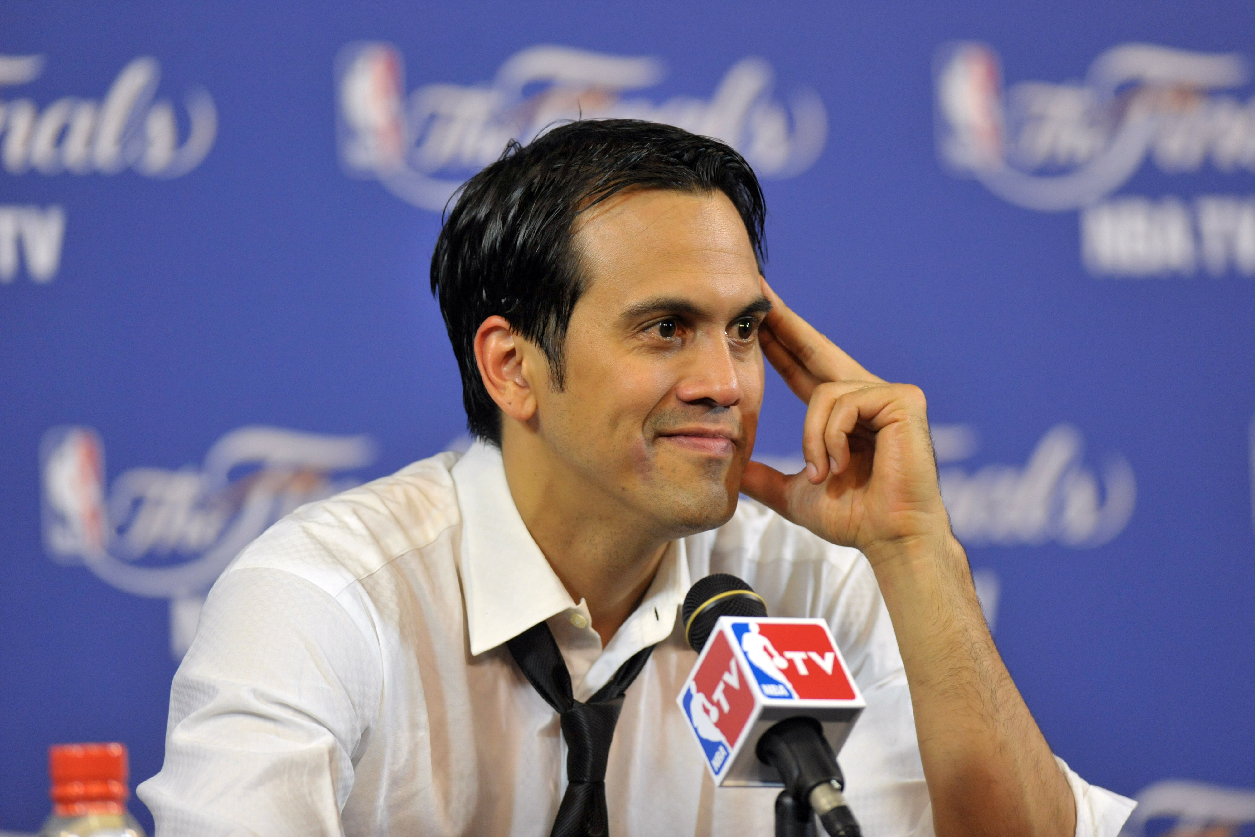 Heat Nation Feature: Spoelstra's Rocky Road to NBA Success