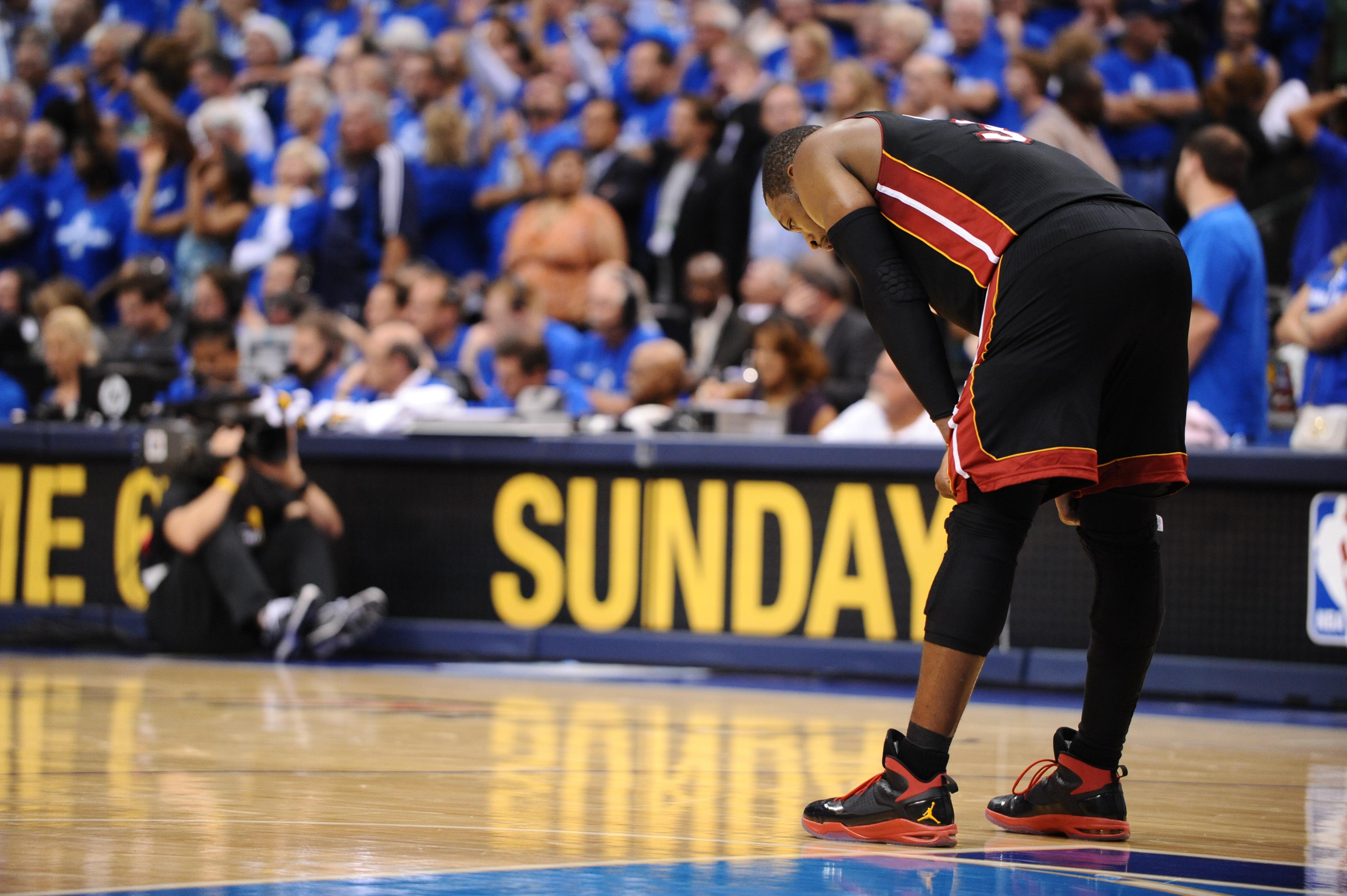 Miami Heat Rumor: Dwyane Wade Playing Through Pain
