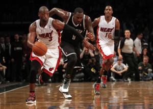 Dwyane Wade vs. Brooklyn Nets