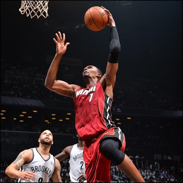 Heat Nation Presents: Chris Bosh, The Unsung Marksman