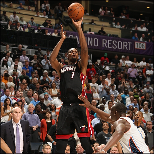 Chris Bosh Game 4