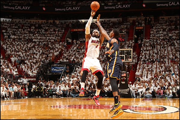 Heat Nation Video: LeBron James Game 4 Full Highlights