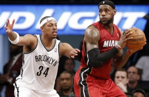 Heat Nation Breakdown: How LeBron James Helped Defeat the Brooklyn Nets