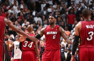 Heat Nation Video: Relive All of LeBron's 49 Points Against The Nets