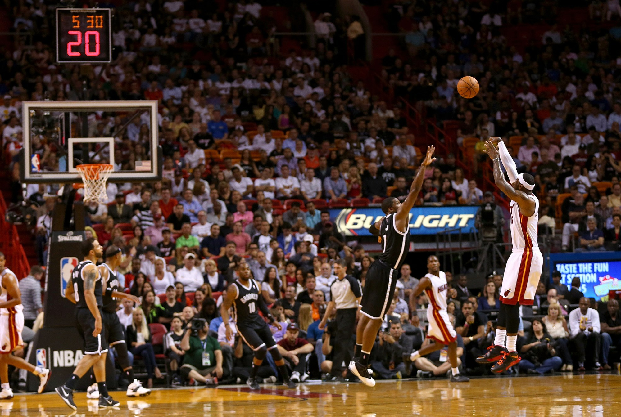 Miami Heat-Brooklyn Nets Game Three Preview