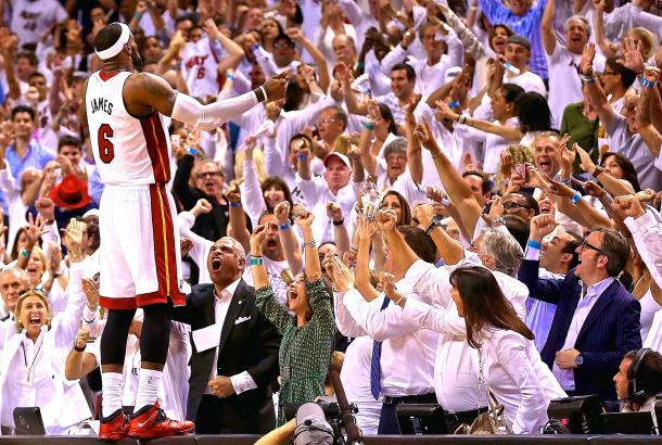 Heat Nation's Top Moments From Round 2
