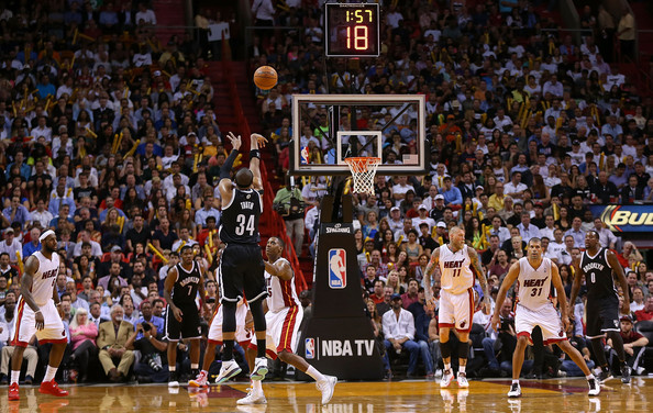 Heat Nation Breakdown: How Did Brooklyn Get So Many Open Threes?