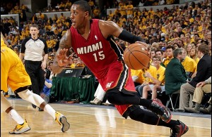 Heat Nation - Mario Chalmers ECF Game 1