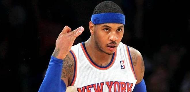 Carmelo Anthony Heat