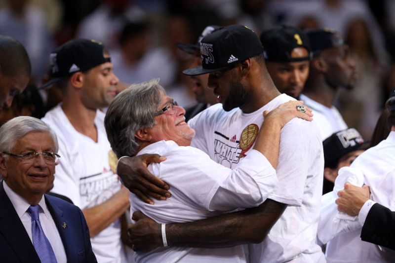 Miami Heat Rumors: LeBron James Annoyed With Frugal Micky Arison