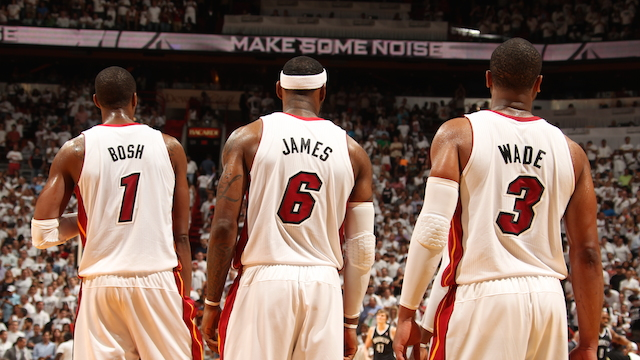 End of the Miami Heat's Big Three Era?