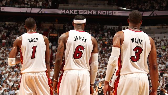 End of the Miami Heat's Big Three Era?
