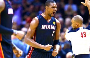 Heat Nation Video: Chris Bosh's Clutch Shooting