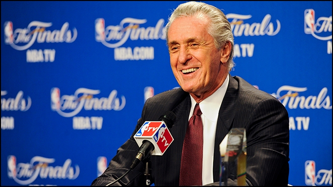 Miami Heat Videos: Pat Riley's Press Conference