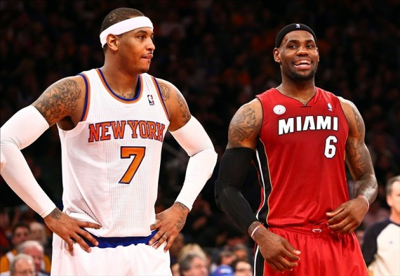 Heat Nation Feature: Top Five Free Agent Moves for Miami