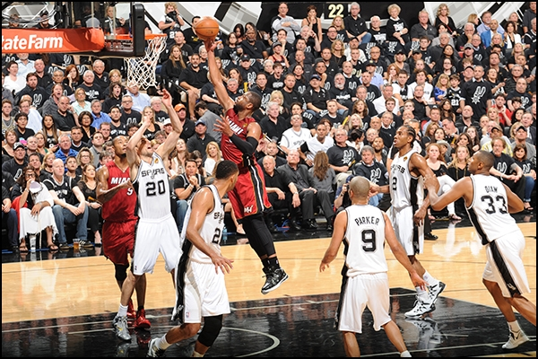 Miami Heat-San Antonio Spurs NBA Finals Game Two Preview