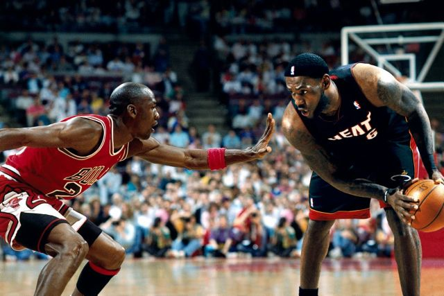 Heat Nation Video: LeBron James' Comments on Being Compared to Jordan