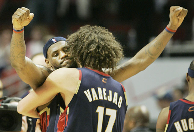 LeBron's Comeback to Cleveland a Definite Possiblity According to Anderson Varejao