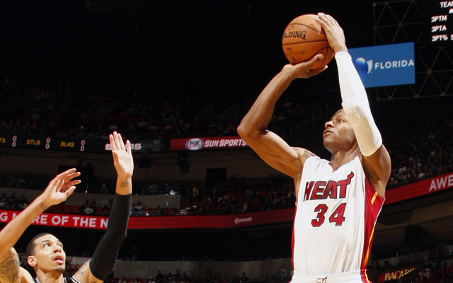 Miami Heat Rumors: Heat Targeting Ray Allen