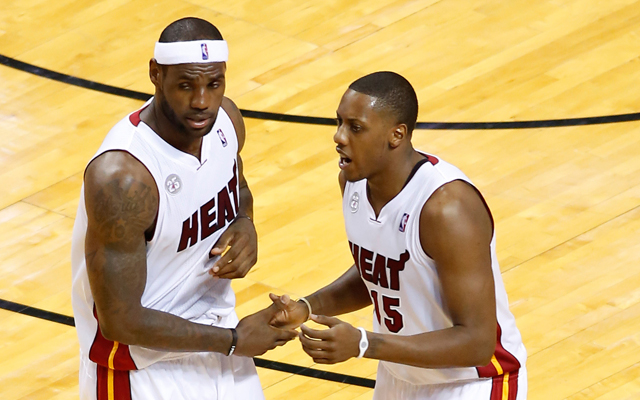 Heat Nation Media: Mario Chalmers Speaks out about LeBron