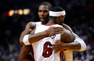 Heat Nation Media: Chris Bosh's Text Messages to LeBron About Next Move