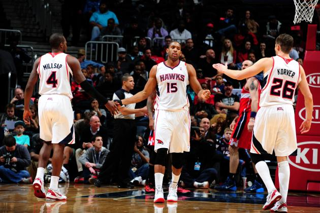 Al Horford, Paul Milsap, and the Atlanta Hawks