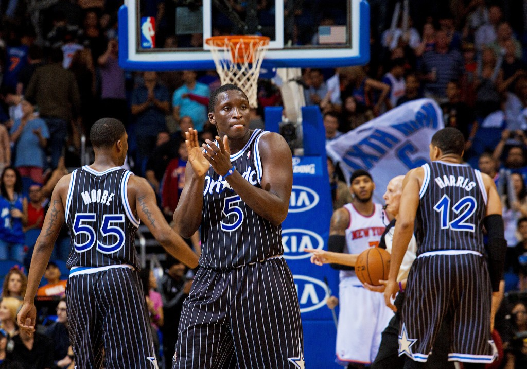 Victor Oladipo and the Orlando Magic