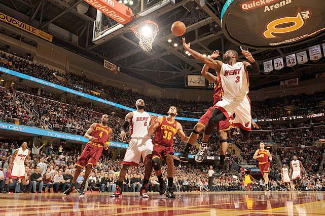 Wade's Health Will Determine Heat's Fate
