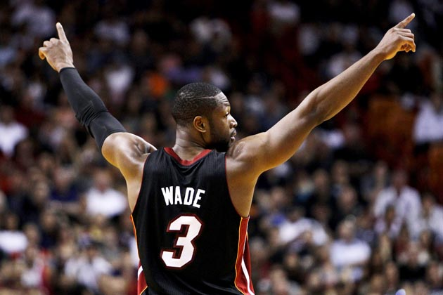 Wade's Health Will Determine Heat's Fate