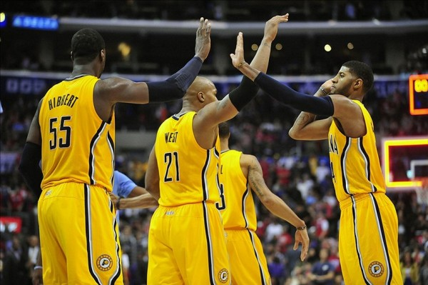 Indiana Pacers Starting 5