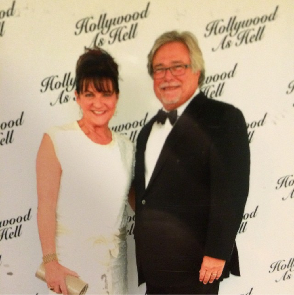 MIcky Arison and his wife