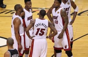 Miami Heat new Starting Five