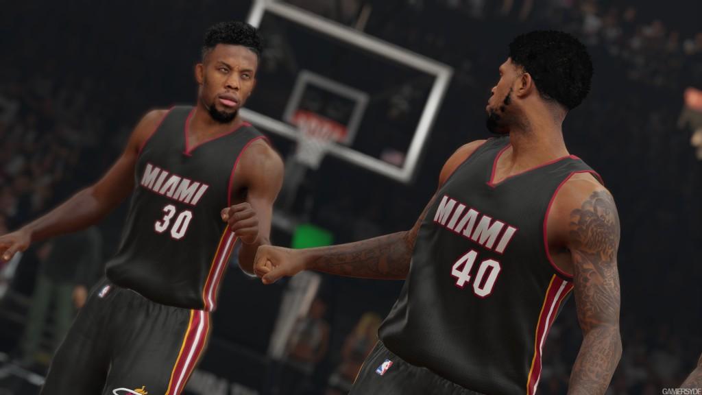 Norris Cole NBA 2K15