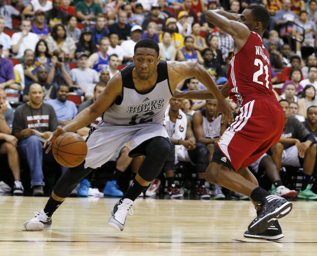 Jabari Parker, Milwaukee Bucks NBA Summer League