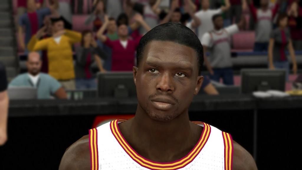 Luol Deng NBA 2K15