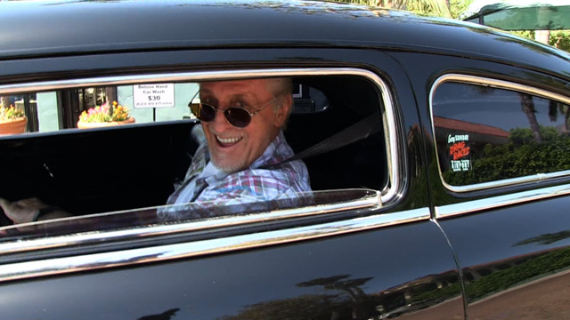 Video: Pat Riley Rolls Around Like a Straight Gangster