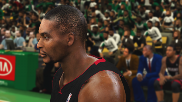 Chris Bosh NBA 2K15