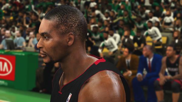 Chris Bosh NBA 2K15