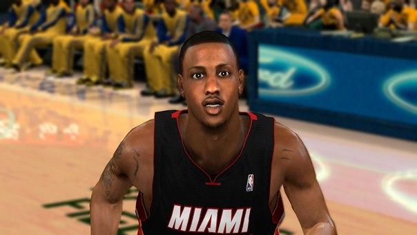 Mario Chalmers NBA 2K15