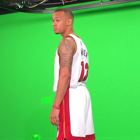 Shabazz Napier Miami Heat
